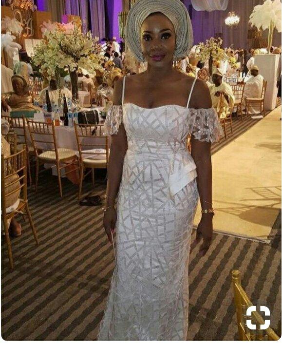 30+ Latest  Nigerian lace styles 7
