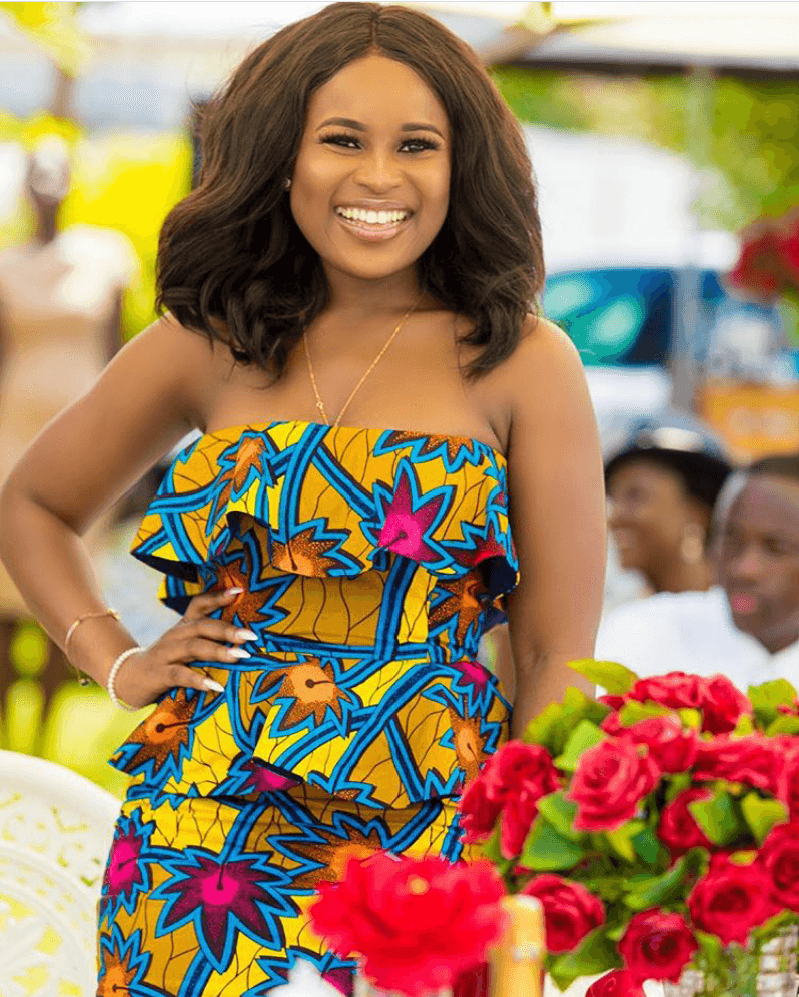 Ankara dress styles:Latest styles only 1