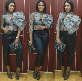 Linda Ikeji: 5 times she served fashion hot!!!