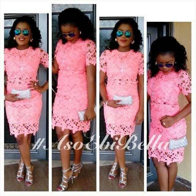 30+ Latest  Nigerian lace styles 3