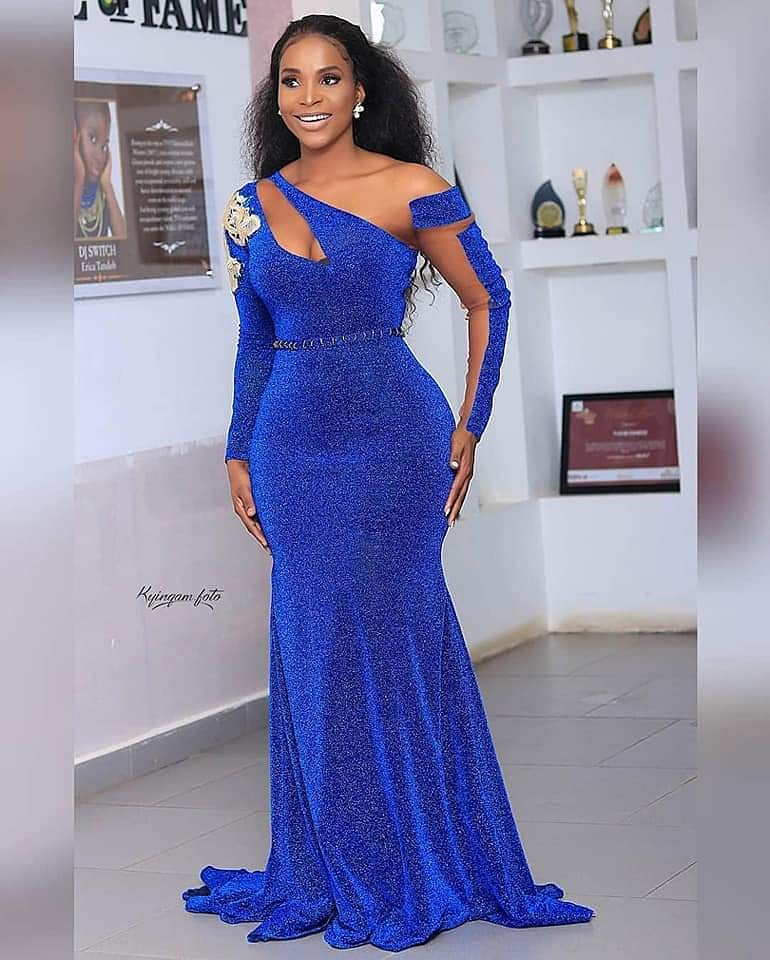 30+ Latest  Nigerian lace styles 16