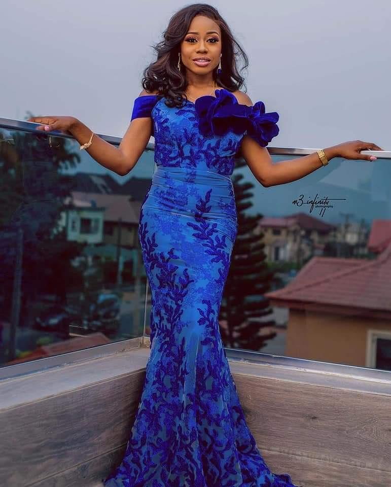 30+ Latest  Nigerian lace styles 15