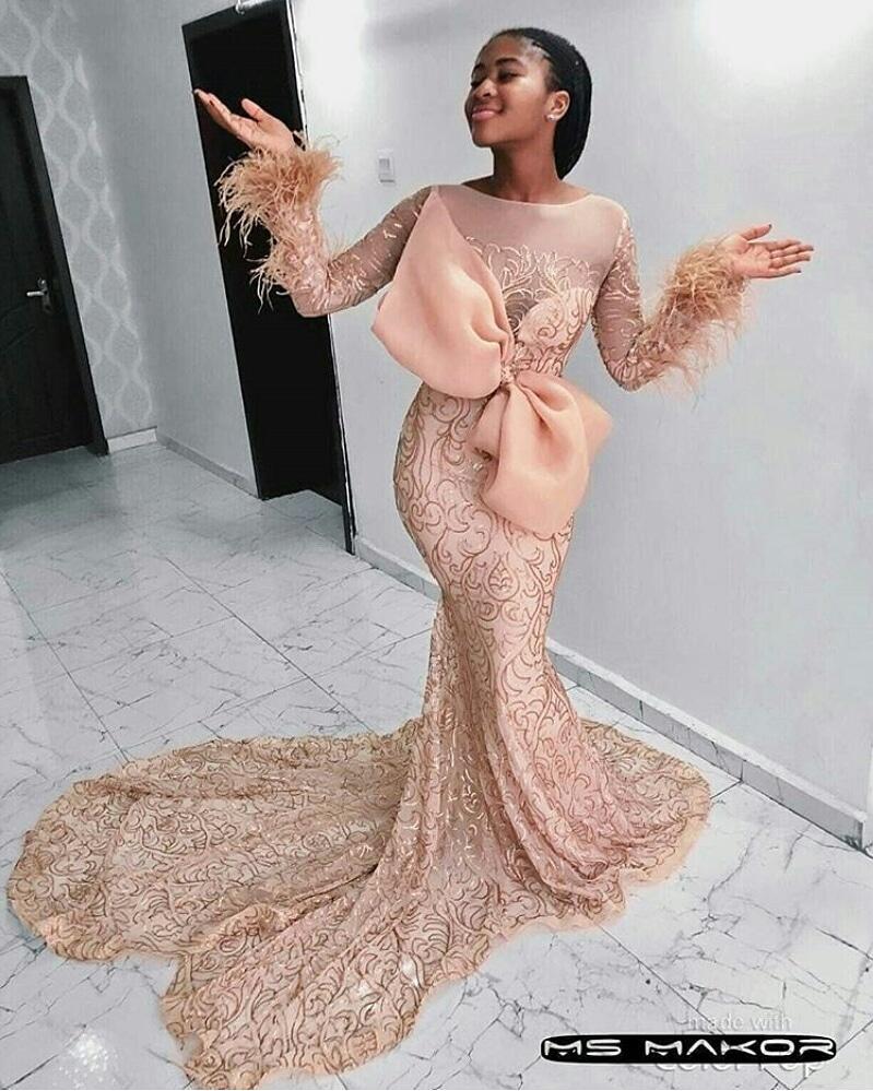 30+ Latest  Nigerian lace styles 18