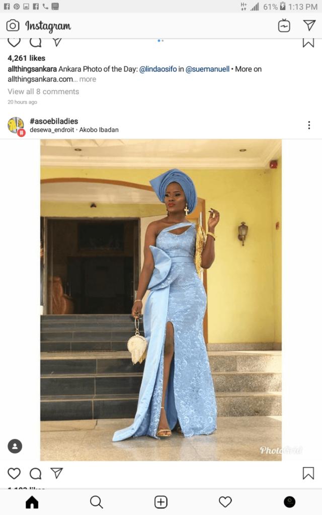 Best Asoebi Styles For 2019
