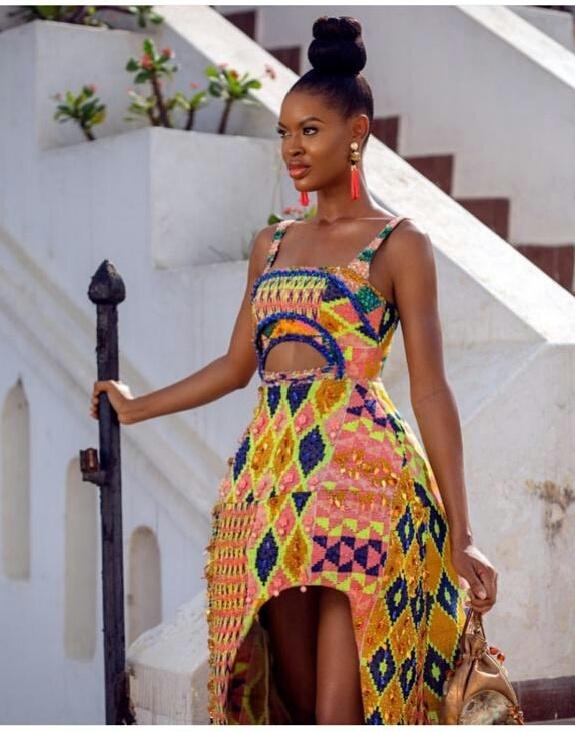 Elegant kente styles