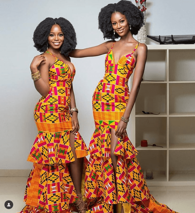 15+ ELEGANT ANKARA MERMAID GOWNS 13