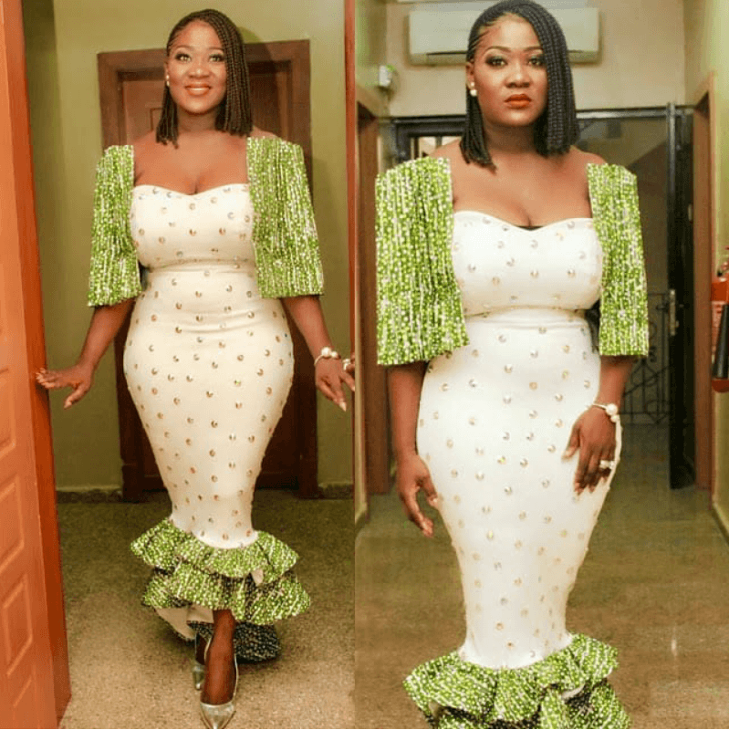 ALL THE BEST AND LATEST TRENDING ASOEBI  STYLES IN 2019 11