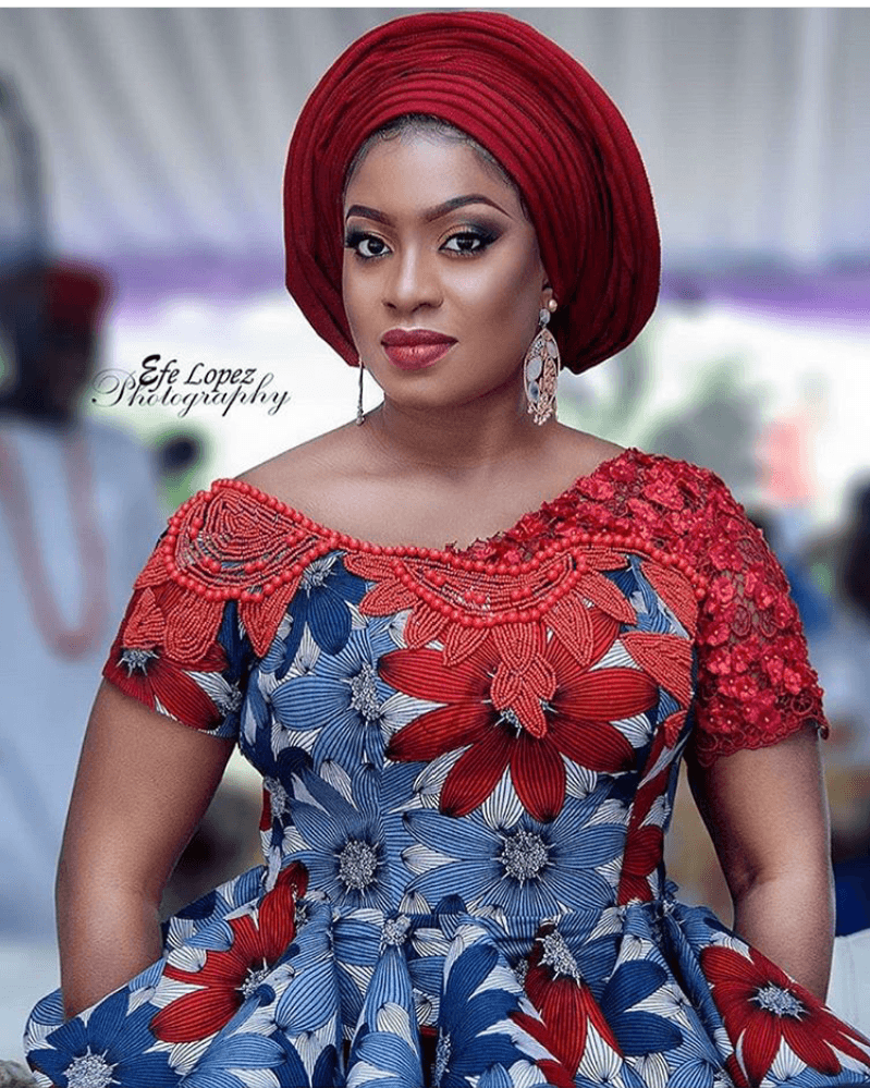 ALL THE BEST AND LATEST TRENDING ASOEBI  STYLES IN 2019 8