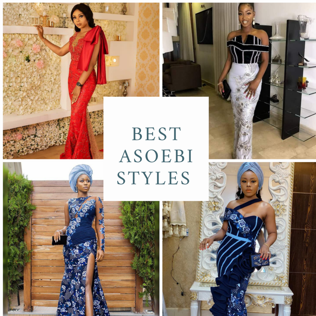 Best Asoebi Styles Trending In April 2019!!!