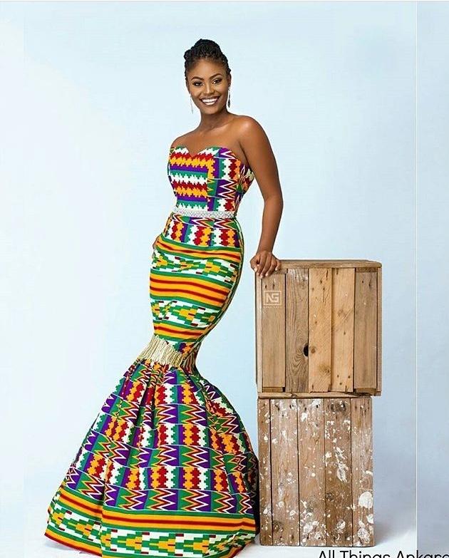 10 Stylish kente styles 2