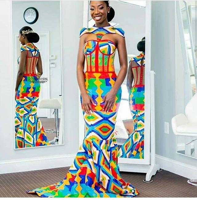 10 Stylish kente styles 1