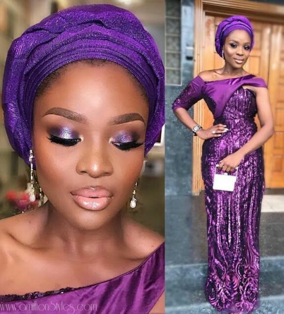 ALL THE BEST AND LATEST TRENDING ASOEBI  STYLES IN 2019 13