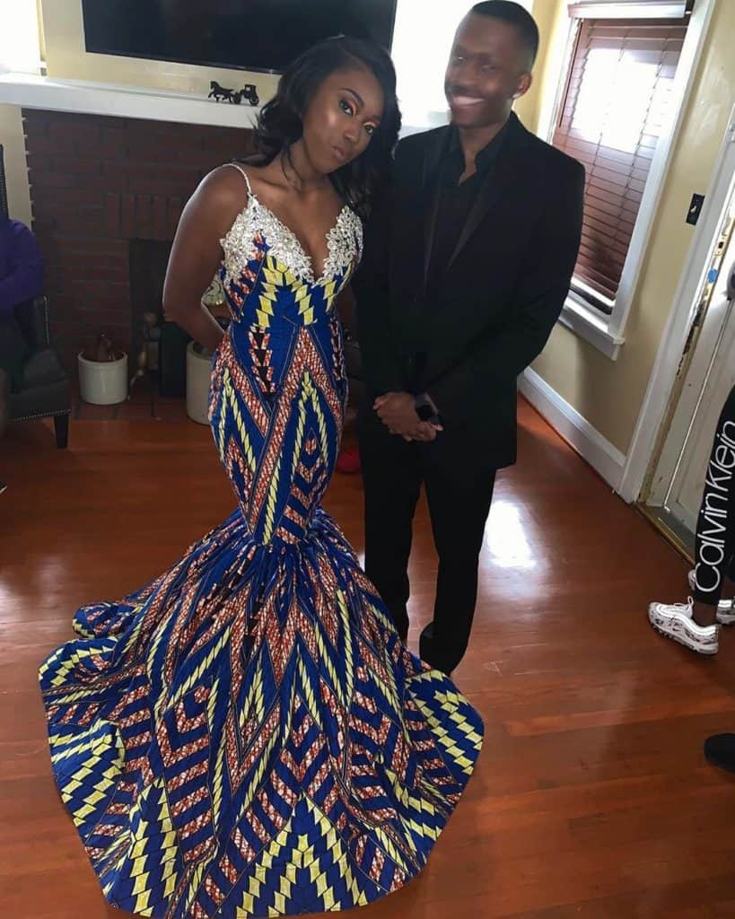 10 BEST AFRICAN PRINT PROM GOWNS 11