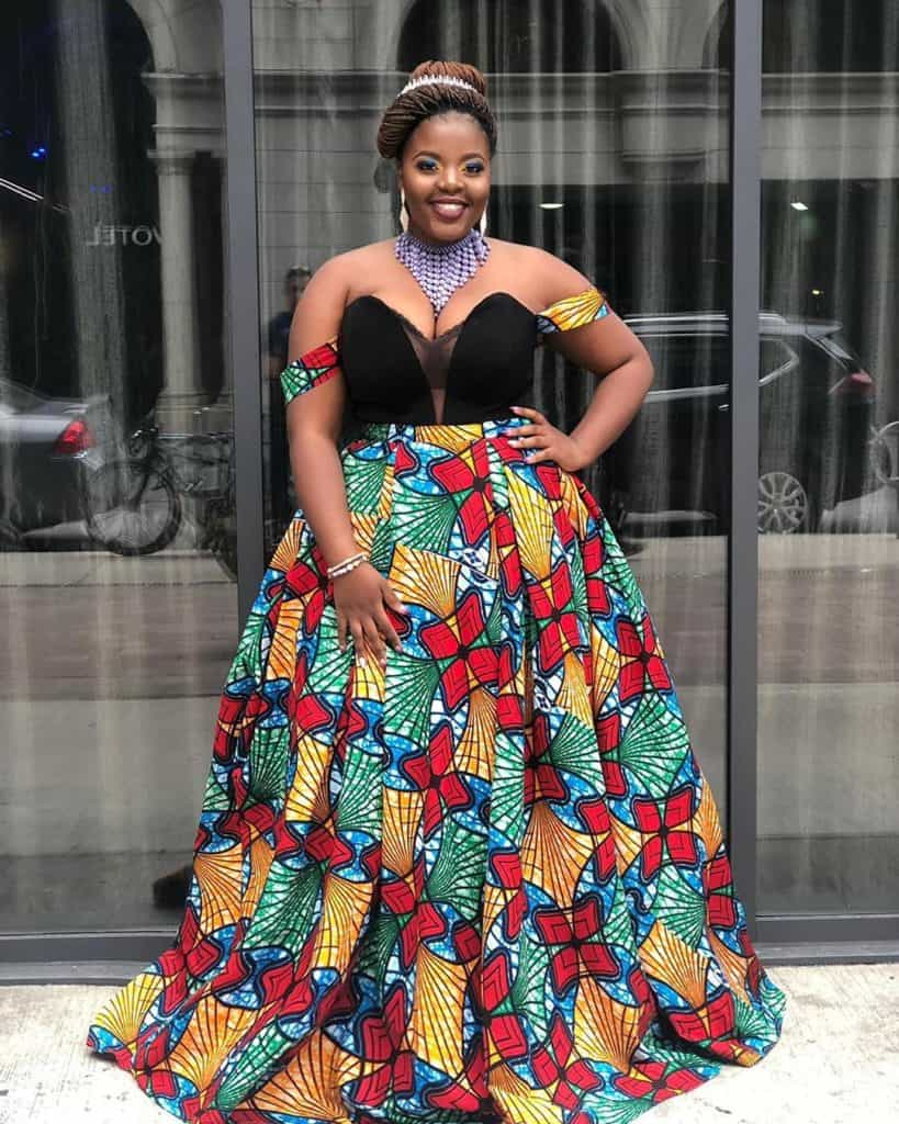 10 BEST AFRICAN PRINT PROM GOWNS 3