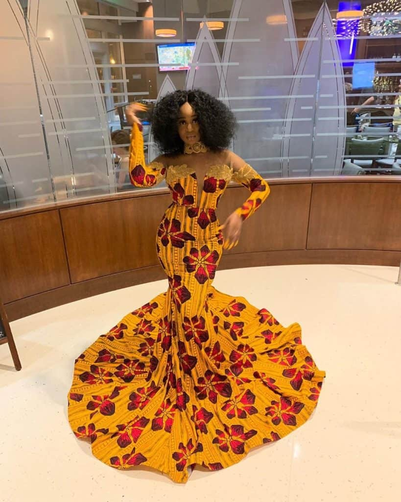 10 BEST AFRICAN PRINT PROM GOWNS 6