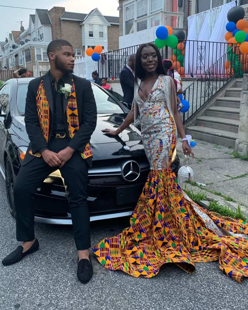 10 BEST AFRICAN PRINT PROM GOWNS 4