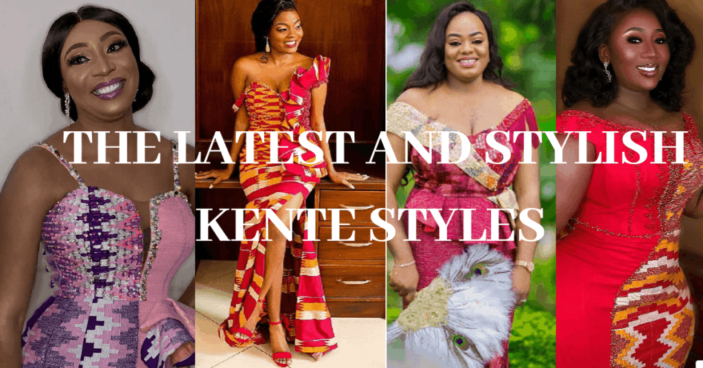 THE BEST AND STYLISH KENTE STYLES IN 2019