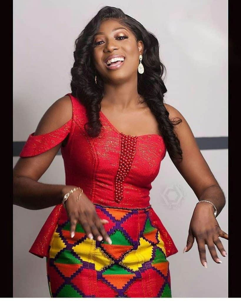 STYLISH AND GLAMOUROUS GHANA KENTE STYLES IN 2019 41
