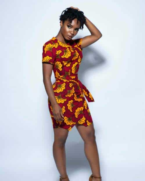 30+ SUPER FABULOUS AFRICAN PRINT DRESS STYLES IN 2019 ,
