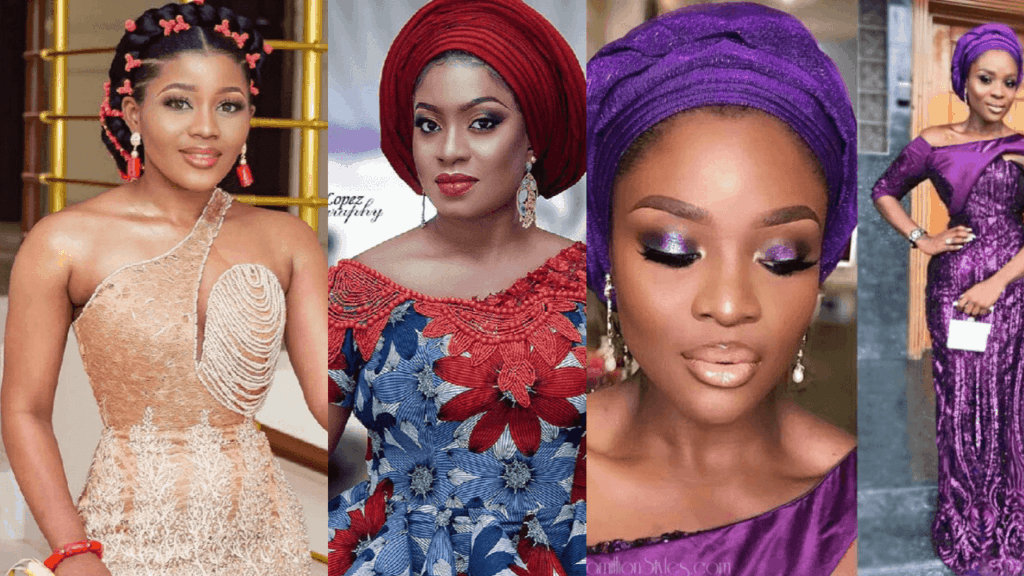 ALL THE BEST AND LATEST TRENDING ASOEBI  STYLES IN 2019