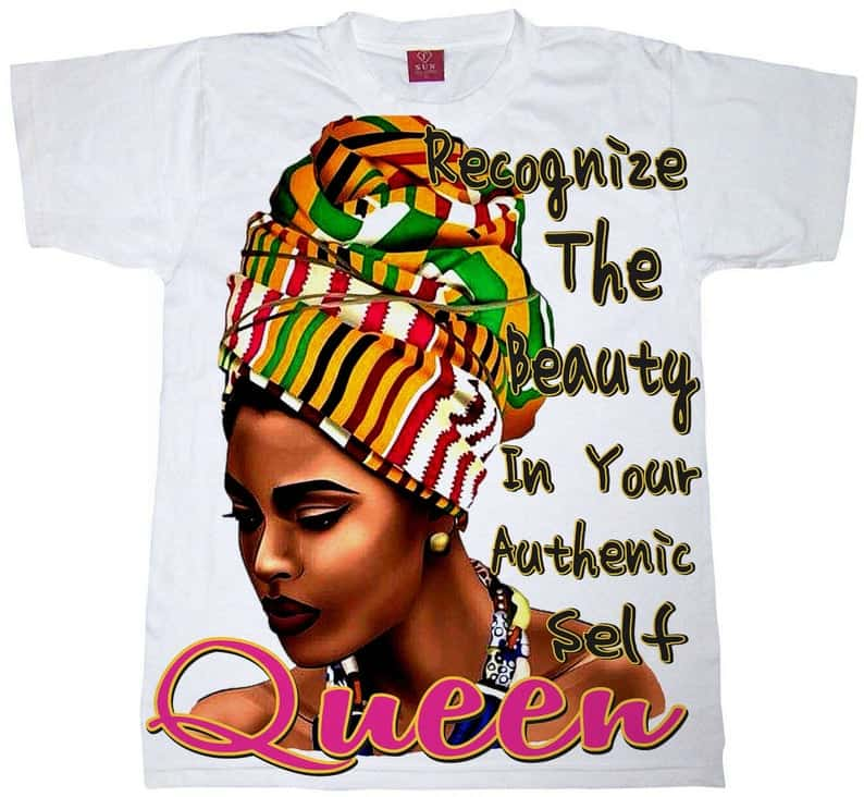 15 BEAUTIFUL BLACK WOMEN QUOTES T-SHIRTS 10