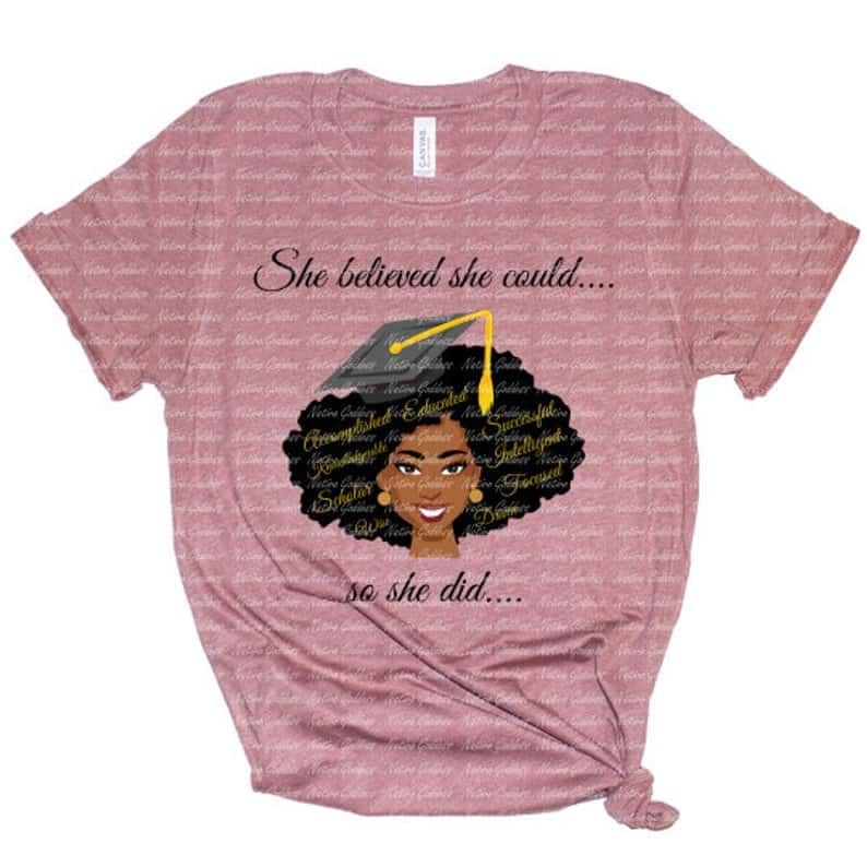 15 BEAUTIFUL BLACK WOMEN QUOTES T-SHIRTS 13